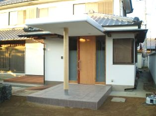 高木の家 改造工事
