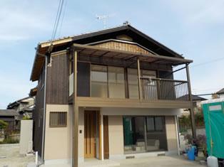 加古川の家 増改築工